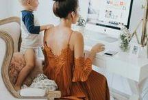 #MamaBlogger / A la dificil tarea de vestirnos para todos los días, le sumamos looks copados durante nueve meses de espera. Aquí, los outfits preferidos para embarazadas con estilo