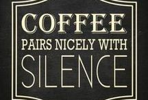 An ode to coffee / Sure, the notion of the author who can't live without coffee has been around forever, but it works.