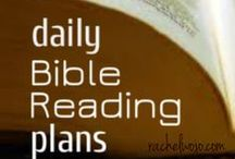 Bible Reading Plans / Choose a Bible reading plan and get started.