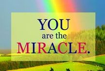 Celebrating Miracles / Divine Grace~Miracle Makers~Ease~Openness~Readiness~Allowing~Joy!