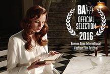 Finalistas #BAIFFF2016 / Todos los finalistas del Buenos Aires International Fashion Film Festival 2016