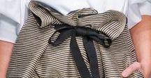 Pantalones Bolsa de Papel / Podes leer más sobre los pantalones bolsa de papel en este post https://goo.gl/DLcjPb #VestiteconEstilo