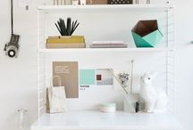 sweet organizing / by Sonja Balfoort