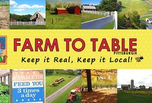 Farm to Table Pittsburgh / Farm to Table Pittsburgh now has it's own account!   Follow them here: https://www.pinterest.com/Farm2TablePGH/