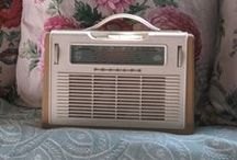 Classic Radios / The transistor made radios truly portable back in the 60's and those early transistor radios still work!