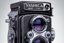 Classic cameras / Digital cameras are fantastic but will never have the style of some of the classic camera's