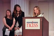 NDSS E-Newsletters / The National Down Syndrome Society's E-Newsletter is an overview what's going on at NDSS and in the community! Sign up here to make sure you don't miss it: http://bit.ly/mPbCvR