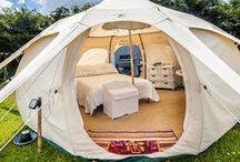 Fancy Camping / by Carol Speegle