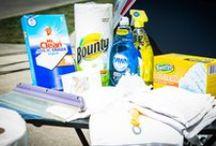 Just Clean Baby! / by MariAnne Krider