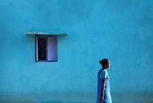 | Blue views |