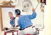 Norman Rockwell / by Carol Speegle