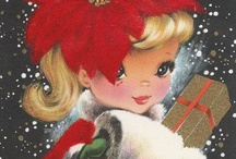 Vintage Christmas Images / by Debi Woloszyk