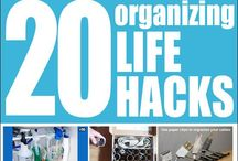 Clean it up/organize it girl! / by Amy McDaniel Denning