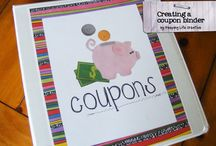 Couponing 101 / I have taken a couple Couponing classes, and was inspired on the ways to save as much as I can feeding a family of 5, and extended family members, and friends on how they can also save / by Ginny