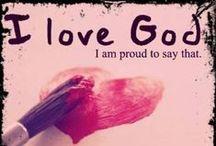 I adore you God / by Moraima Brooks