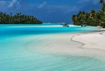 PARADISE ISLAND / Most people dream Of their own Paradise Island