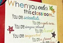 School/classroom / by Julie Garner