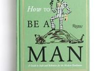 for the man / by Jennifer Pattillo
