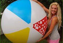 Summer Classic Beach Balls