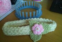 Loom Knitting / by Taunya Castillo
