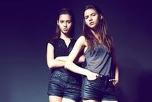 Sonya & Anna Kupriienko / by Kazz Mito