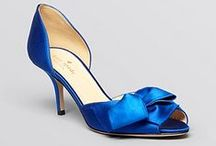 Something Blue / The perfect something blue for your big day.  / by The Solemates