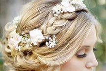 Hair Pinspiration / We love these fun looks for your next event. Let us know if you try one!  / by The Solemates
