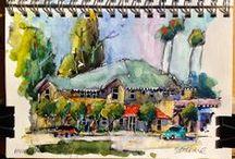 ART   V -  Sketchbook / by Carol Darr