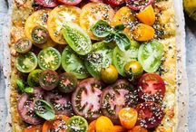 Savoury Food Collection / SAVOURY FOOD: Vegetarian meals, vegetarian food, vegetarian stew, vegetarian soup, vegetarian casserole, vegetables, roasted vegetables, vegetarian sandwiches, vegan sandwiches, vegetarian breakfast, egg dishes, rice dishes, Buddha bowls, salads, roasted vegetables, hummus, vegetarian pizza