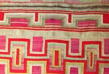 Textiles / Rugs, throws, pillows, wall hangings...