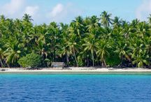 """COOK ISLANDS / A """"Peace"""" of paradise"""
