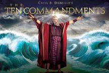 "Cecil B. DeMille's ""The Ten Commandments"" / by Carol Speegle"