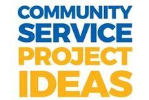 Community Service Ideas / Our clubs work so hard to do good in their communities and around the world. We'd love to share some of the ways they help their communities.