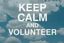 Engaging Volunteers / Tips, ideas, tools for groups or clubs that help. Working with volunteers, etc.