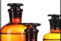 Natural Alternatives / Essential oil info and recipes