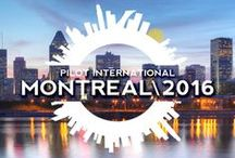 Pilot International in Montreal! / It's that time of the year and Portalbuzz wishes all leaders and members to have the most memorable experience during the Pilot International Convention.  http://www.portalbuzz.com/