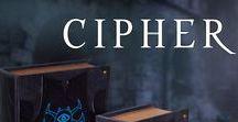 Grimoire - Cipher Dimir Inspiration Board