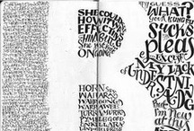 Inspiration: Typography / Peppermill Projects Typography Inspiration