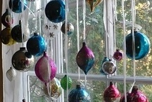 Holiday Decor / Surround yourself with beauty for the home with these ideas for using color and decoartion at this special time of year.