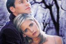 Buffy and Angel / by Misty Swartz