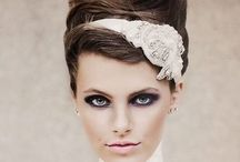 Swell Wedding Hair Accessories / HAIR & MAKEUP Services www.swellbeauty.com  -We service any Location- Follow us on Social Media @swellbeauty  / by Swell Beauty
