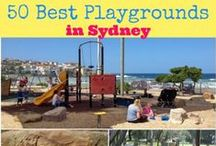 Sydney's Best Playgrounds / Find Sydney's best playgrounds on this extensive post, then click the link to read detailed descriptions and all the info you need to plan a family trip.