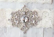 Swell Wedding Garters / HAIR & MAKEUP Services www.swellbeauty.com  -We service any Location- Follow us on Social Media @swellbeauty  / by Swell Beauty