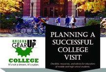 Raising Awareness: 5 R's to College Readiness