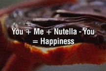 What Would The World Be Like Without Nutella? / Nutty For Nutella   / by ♚ Judi ♚ Marash ♚
