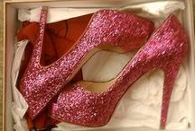 Make Me Lovely - Shoes / Shoes!!! / by Kelly Kinkaid