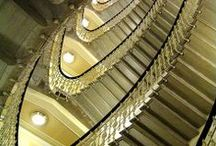 Beautiful Staircases / Staircases which move me ~