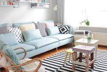 Dream home / cozy home decoration