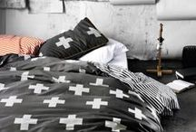 Feeling cross / A home that indulges my penchant for the Swiss cross
