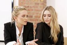 Olsen Twins / The Olsen Empire / by Jessica Munson